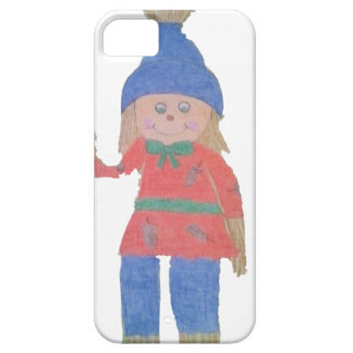 Cute Fall Scarecrow iPhone 5 Covers