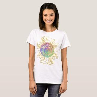 Cute Fancy Girly Designer Girl Fashion Chic T-Shirt