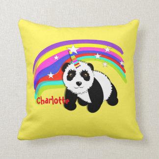 Cute Panda Pillow : Cute Panda Cushions - Cute Panda Scatter Cushions Zazzle.com.au