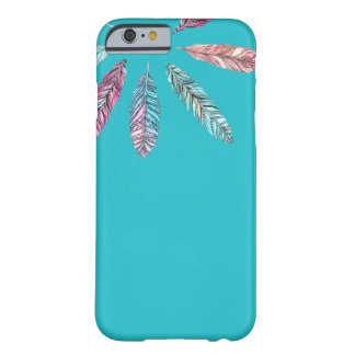 Cute Feather iPhone/iPad Case Barely There iPhone 6 Case