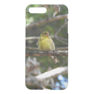 Cute Female American Goldfinch iPhone 8 Plus/7 Plus Case