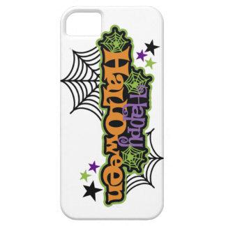 Cute Festive Happy Halloween iPhone 5 Covers