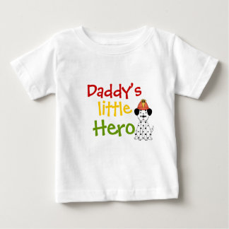 Cute Firefighter Dalmation T Shirts