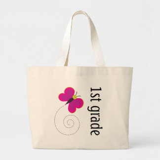 Cute First Grade Teacher Tote Bag