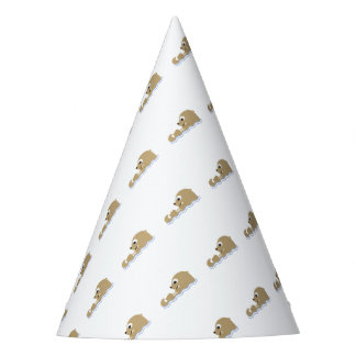 Cute Floating Otter Party Hat