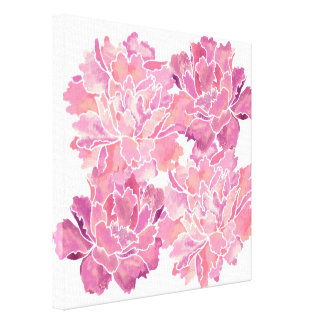 Floral Canvas Prints