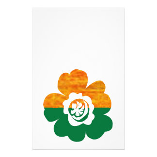 CUTE Flower Graphics BEAUTY in Simplicity Stationery Design