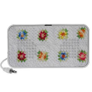 Cute Flowers Travelling Speaker