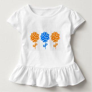 Cute flowers toddler T-Shirt