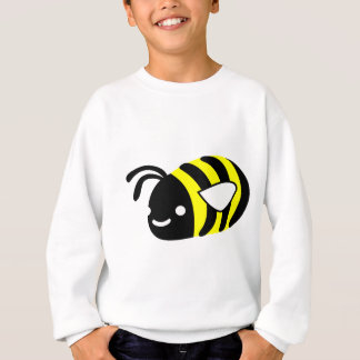 Cute flying bumblebee sweatshirt