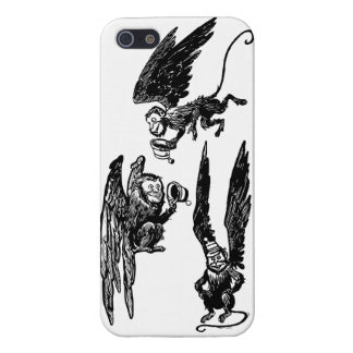 Cute Flying Monkeys! Wizard of Oz iphone5 case iPhone 5/5S Case