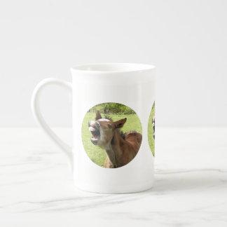 CUTE FOAL TEA CUP