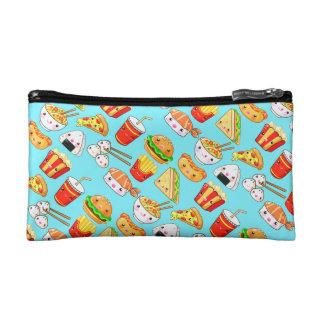 Cute Foods Cosmetic Bag
