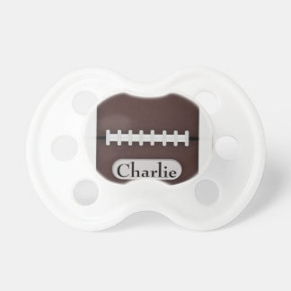 Cute Football with Customizable Name Dummy