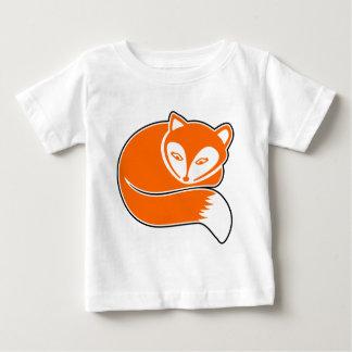 Cute Fox Baby T-Shirt