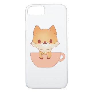 Cute Fox iPhone 8/7 Case
