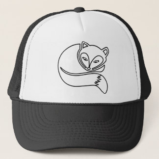Cute Fox Trucker Hat