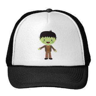 Cute  Frankenstein Halloween Costume Cap