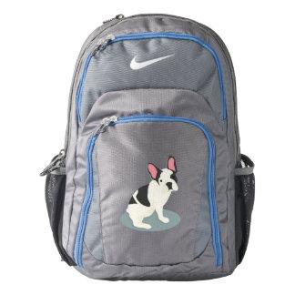 Cute French Bulldog. Backpack