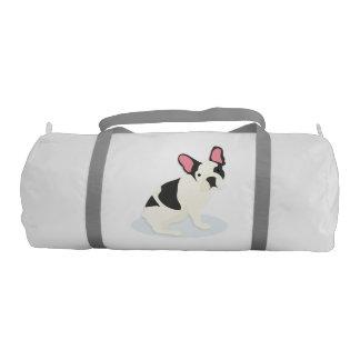 Cute French Bulldog. Gym Bag