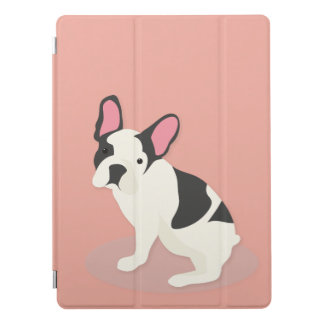 Cute French Bulldog. iPad Pro Cover