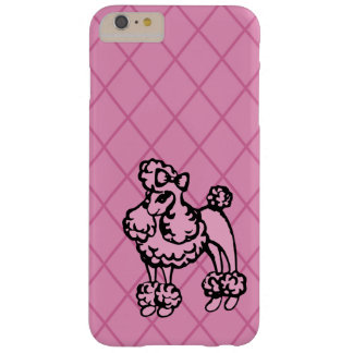 Cute French Poodle iPhone Cover Case
