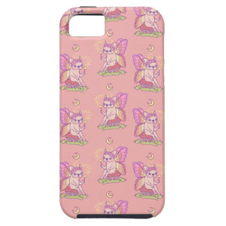 Cute Frenchie fairy is casting a magical spell Case For The iPhone 5