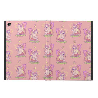 Cute Frenchie fairy is casting a magical spell Powis iPad Air 2 Case