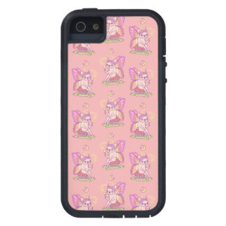 Cute Frenchie fairy is casting a magical spell Tough Xtreme iPhone 5 Case