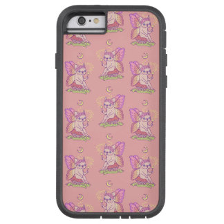 Cute Frenchie fairy is casting a magical spell Tough Xtreme iPhone 6 Case