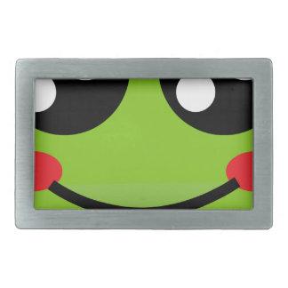 Cute Frog Belt Buckles