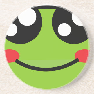 Cute Frog Coaster