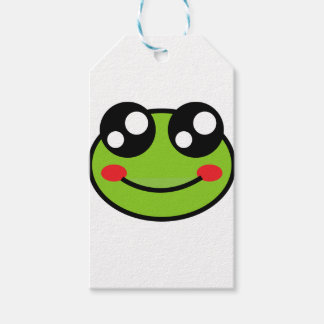 Cute Frog Gift Tags