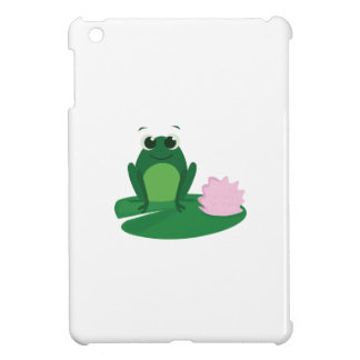 Cute Frog Cover For The iPad Mini