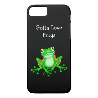 Cute Frog iPhone 7 Case