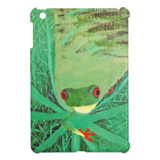 Cute Frog Phone Cover iPad Mini Covers