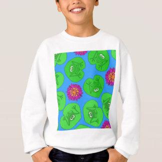 Cute frogs sweatshirt