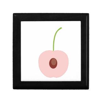 cute fruit design small square gift box