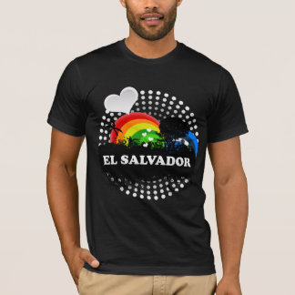 Cute Fruity El Salvador T-Shirt