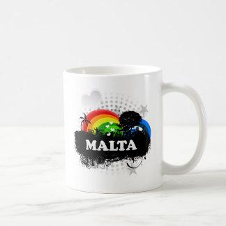 Cute Fruity Malta Coffee Mug