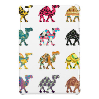 Cute fun camels cover for the iPad mini