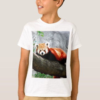 cute funny animal red panda T-Shirt