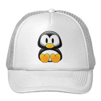 Cute Funny Baby Penguin Cap