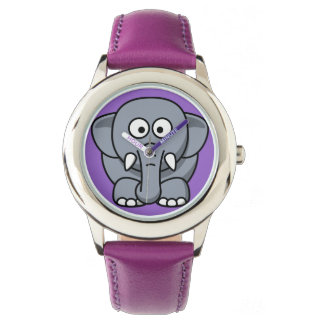 Cute Funny Elephant Watch