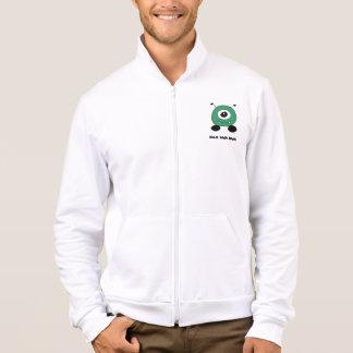 Cute Funny Green Alien Jacket
