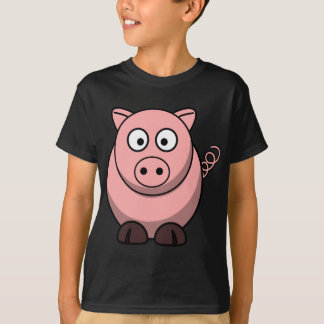 Cute Funny Pig T-Shirt