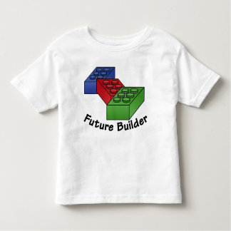 Cute - Future Builder - Classic Toy Toddler T-Shirt