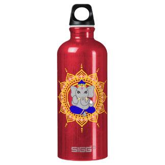 cute ganesha water bottle