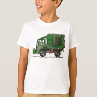 Cute Garbage Truck Trash Truck T-Shirt