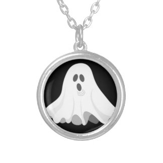 Cute Ghost Necklace